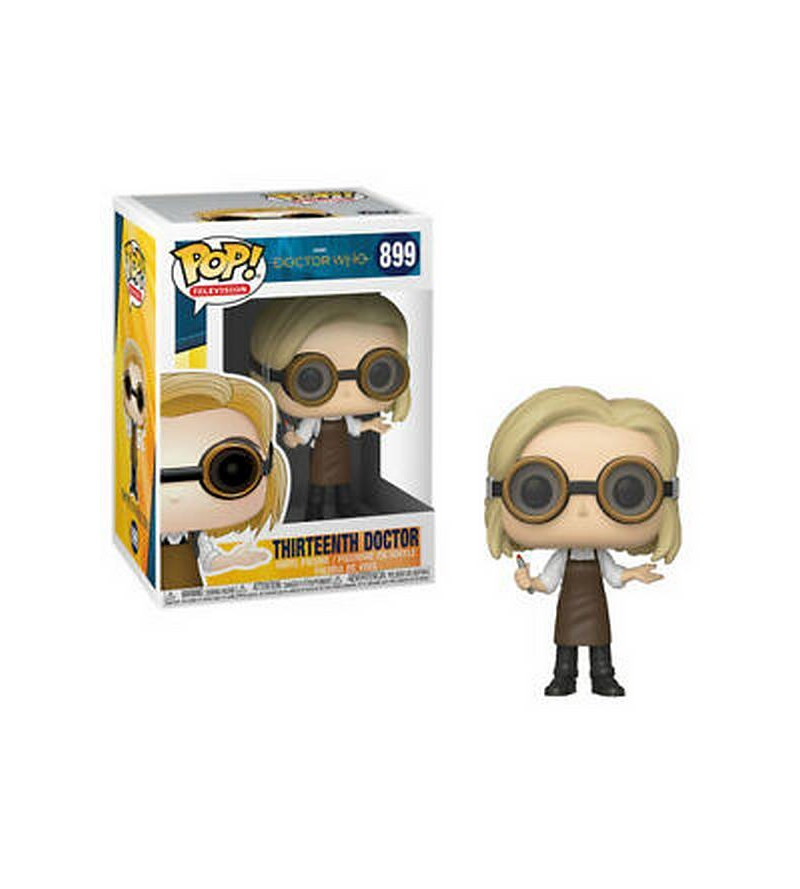 Figurine pop! Doctor Who :...