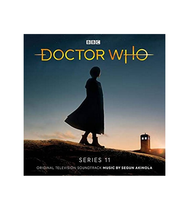Segun Akinola : Doctor Who...