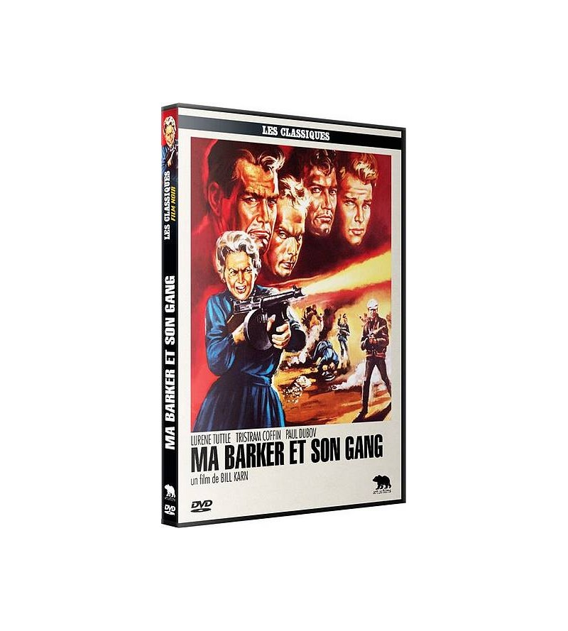 Bill Karn : Ma Barker et...