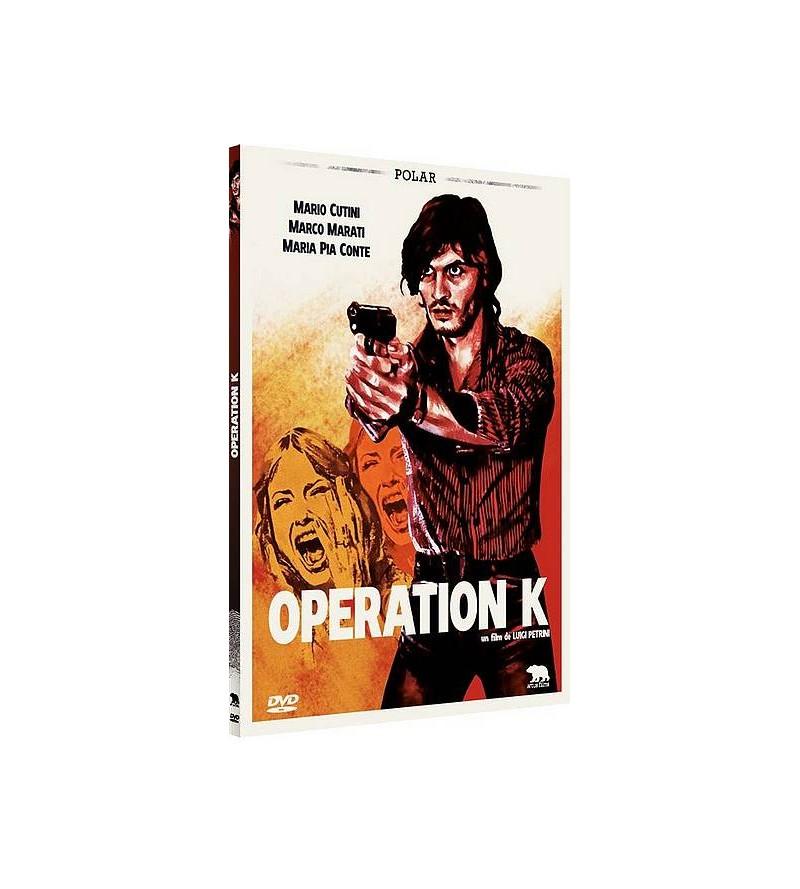 Luigi Petrini : Opération K...