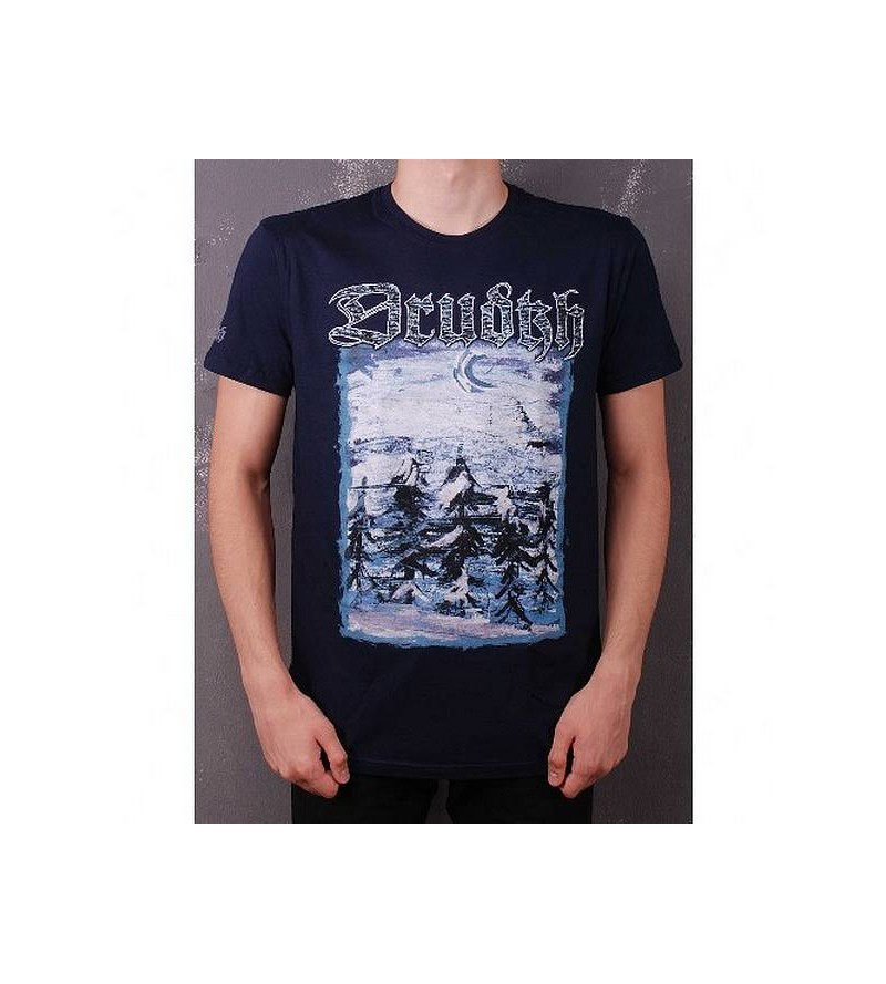 T-shirt Drudkh : Night