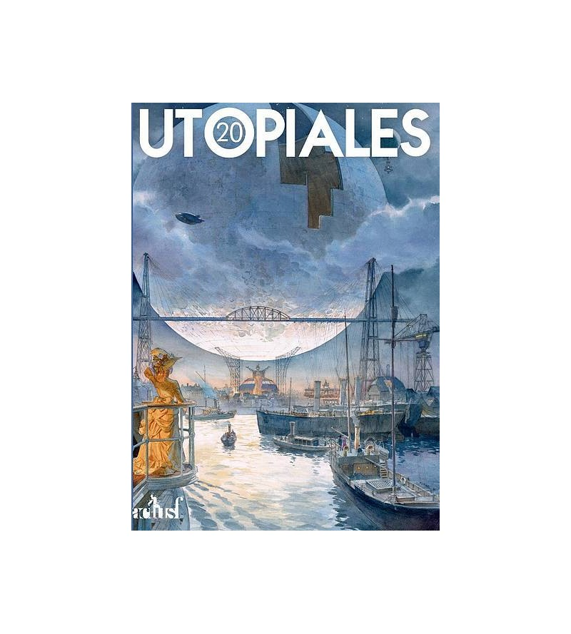 Anthologie : Utopiales 2020