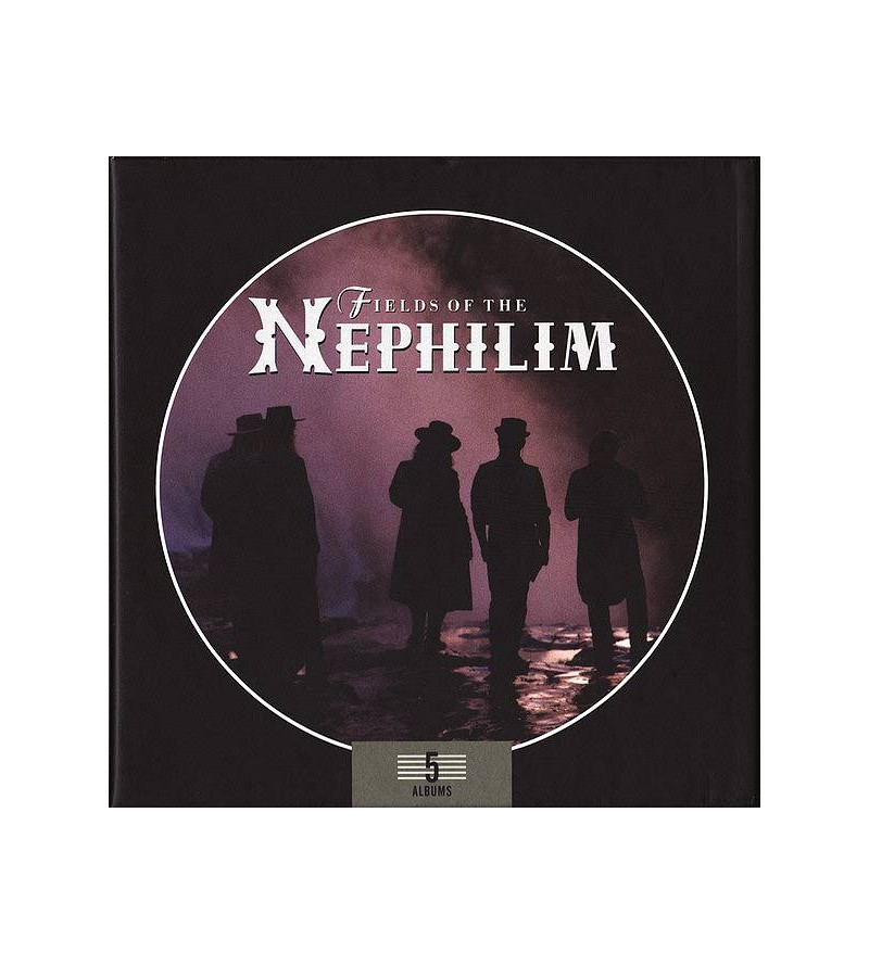 Fields of the nephilim : 5...