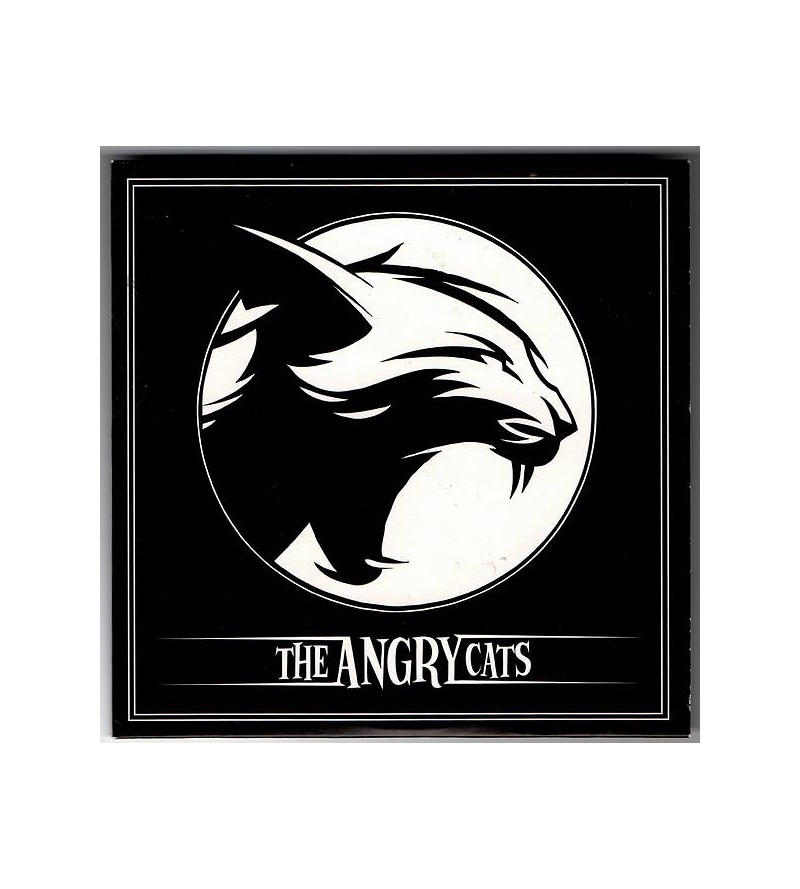 The angry cats : The angry...