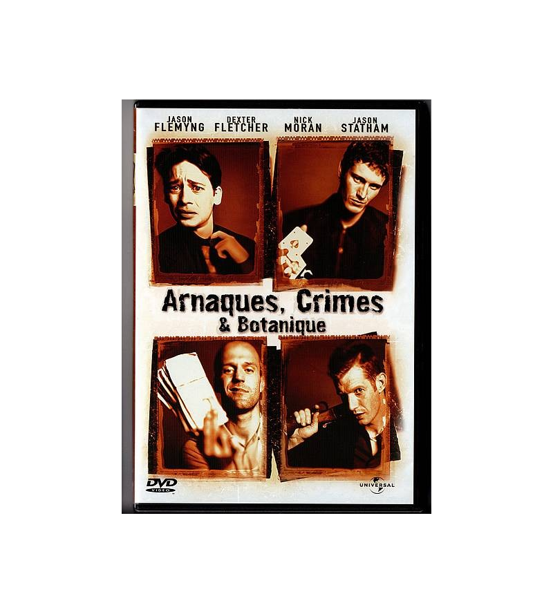 Guy Ritchie : Arnaques,...