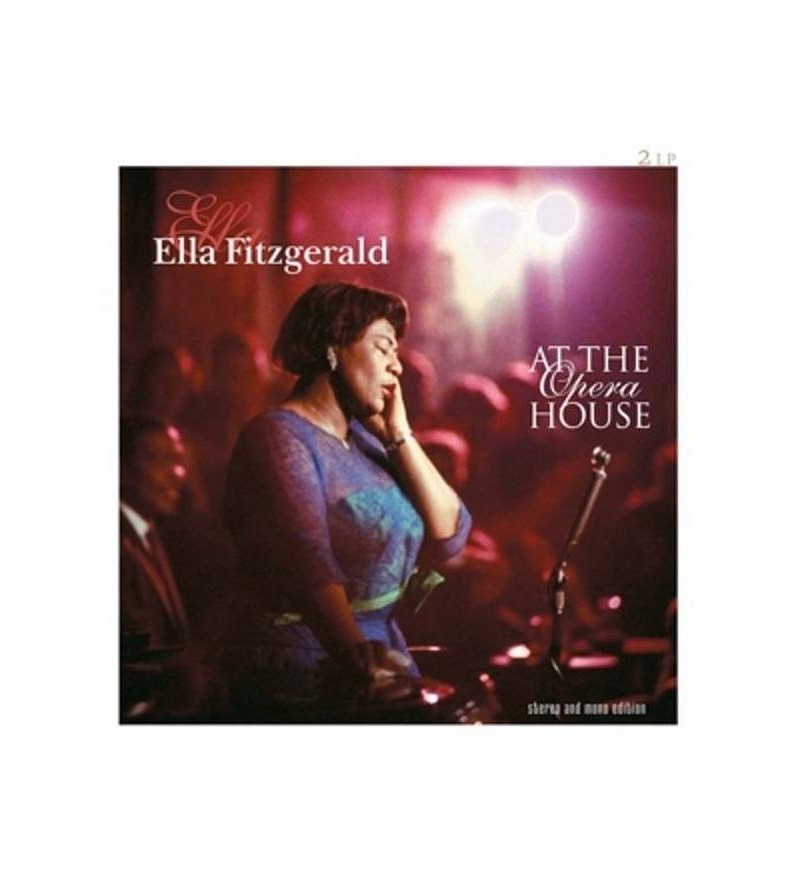 Ella Fitzgerald : At the...