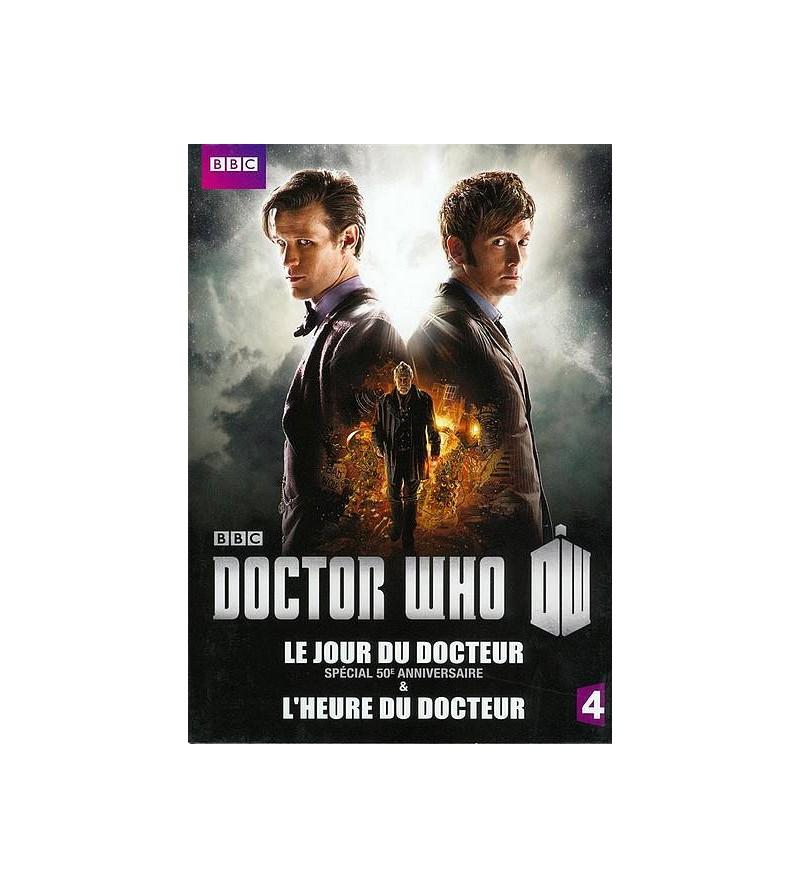 Doctor Who – le jour du...