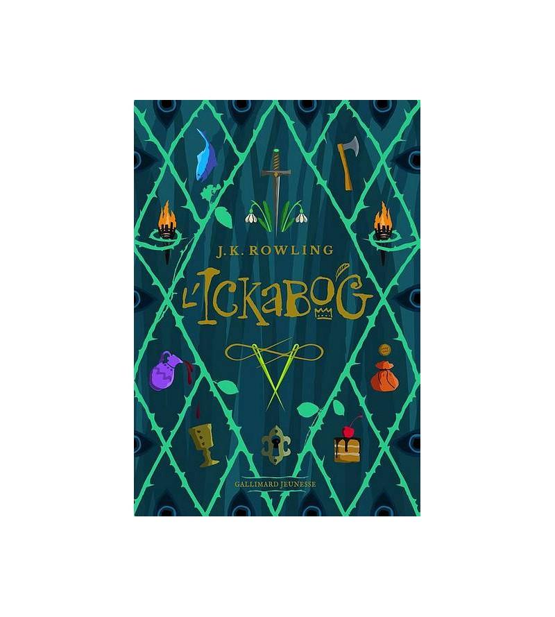 J. K. Rowling : L'ickabog