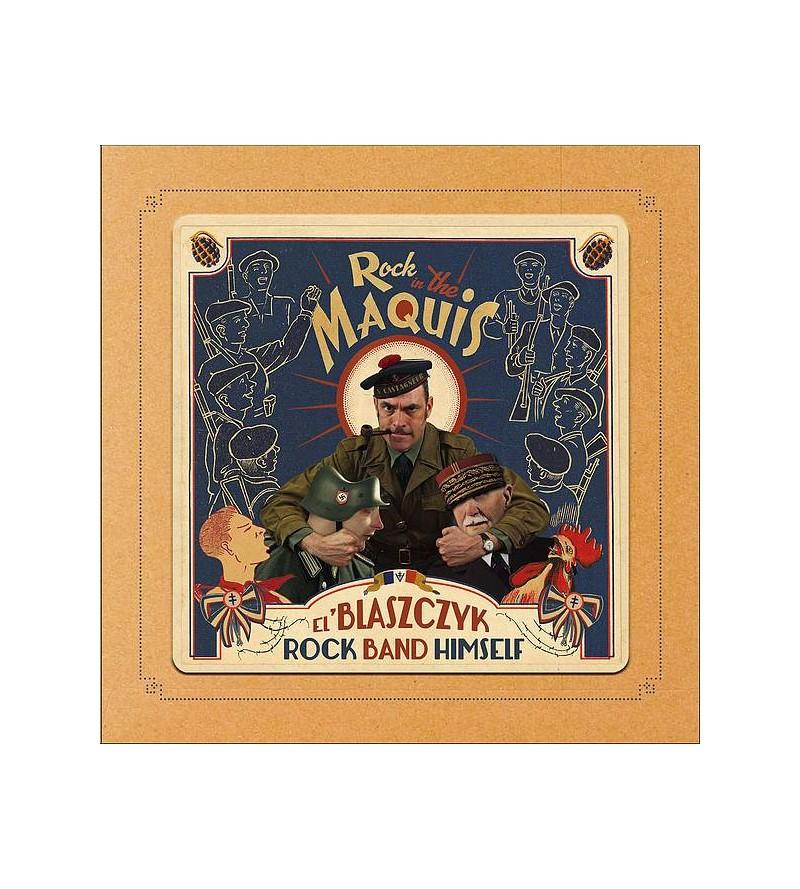 El' Blaszczyk : Rock in the...