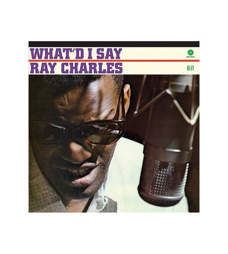 Ray Charles : What'd I say...