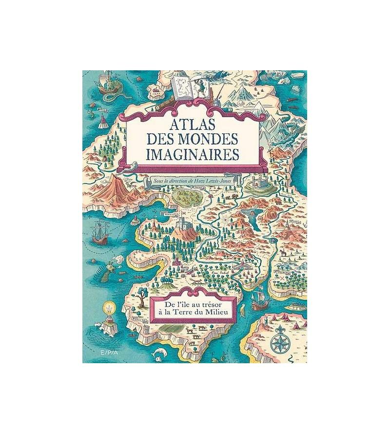 Huw Lewis-Jones : Atlas des...