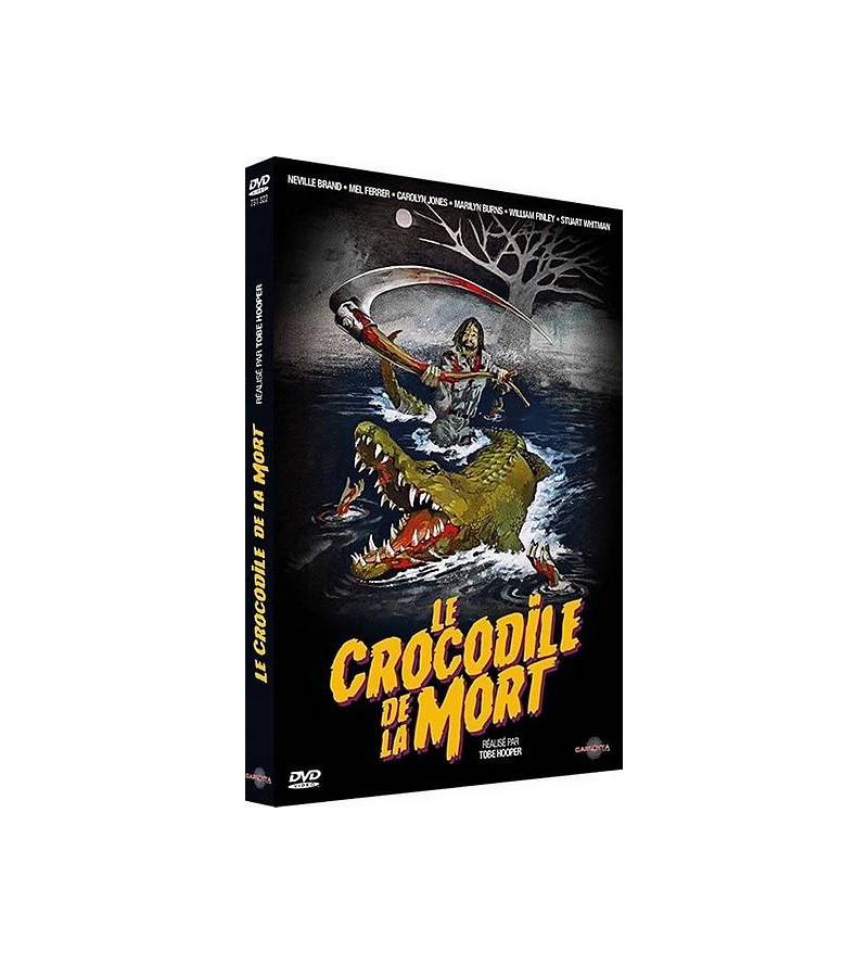 Tobe Hooper : Le crocodile...
