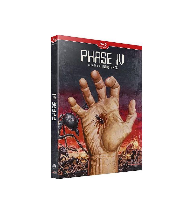 Saul Bass : Phase IV (Blu-ray)