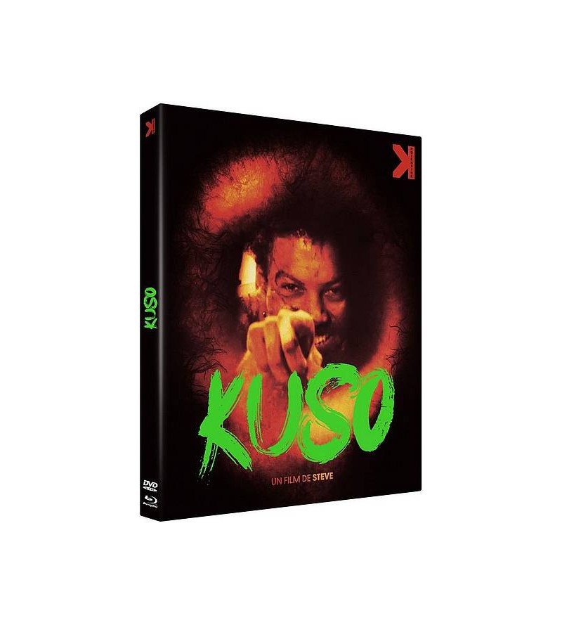 Steve : Kuso (Blu-ray + DVD)