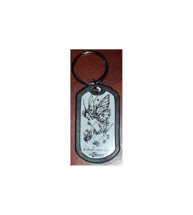 Porte-clés/pendentif Fée