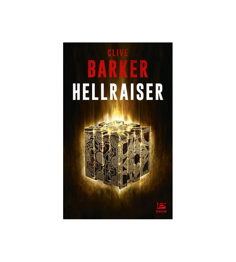Clive Barker : Hellraiser