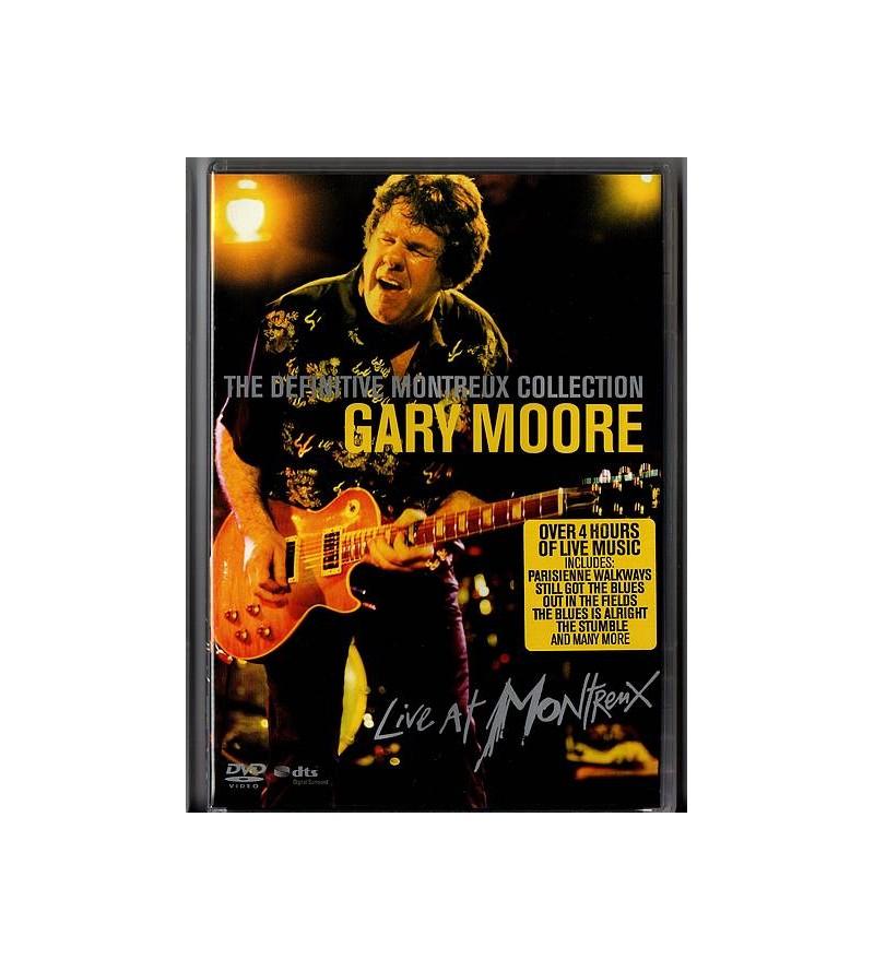 Gary Moore : Live at...