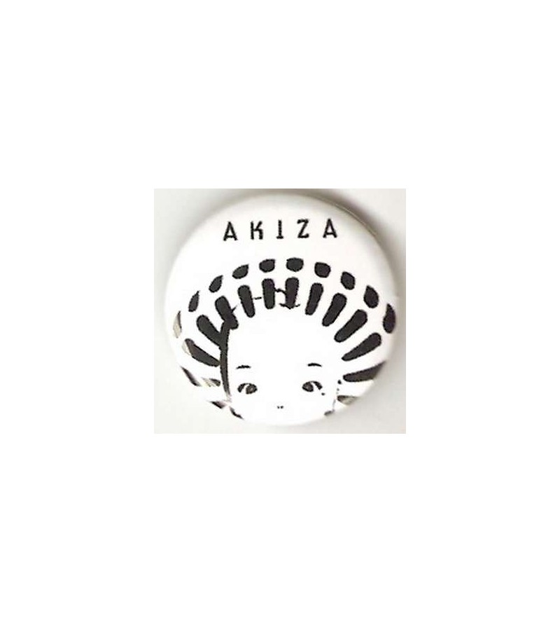 Badge Akiza visage