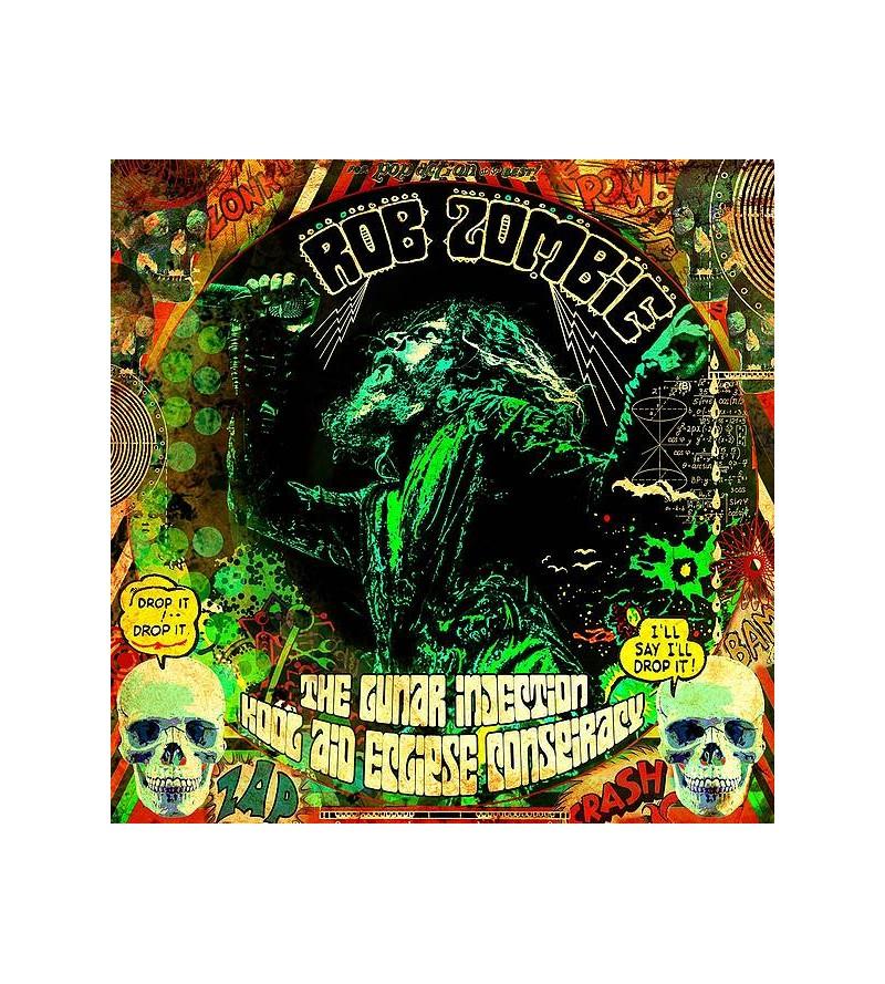 Rob Zombie : The lunar...