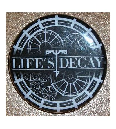 Badge Life's decay