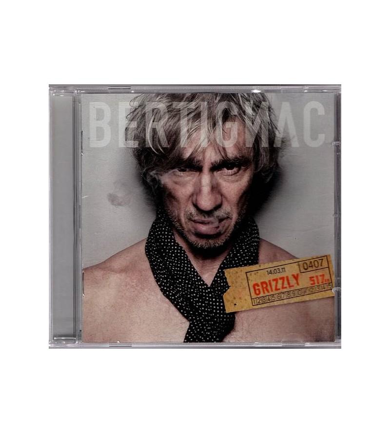 Louis Bertignac : Grizzly (CD)