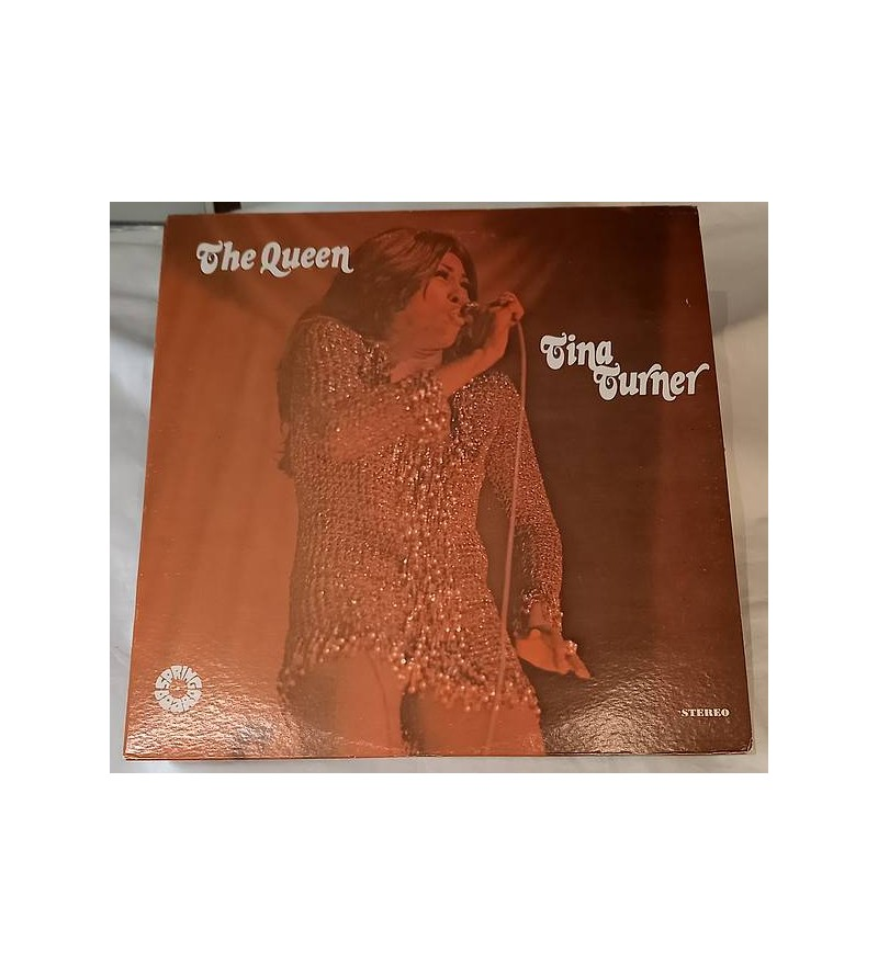 Tina Turner : The queen...