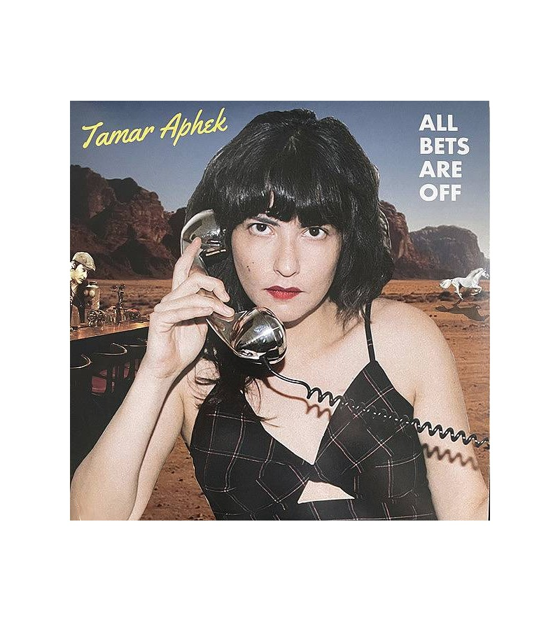 Tamar Aphek : All bets are...