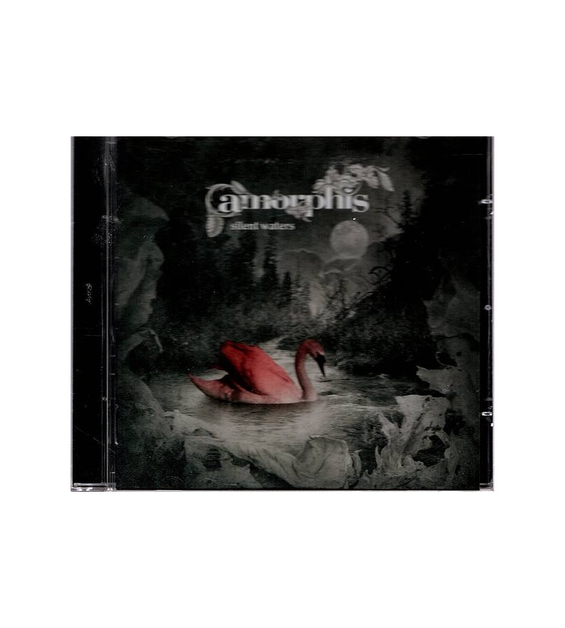 Amorphis : Silent waters (CD)