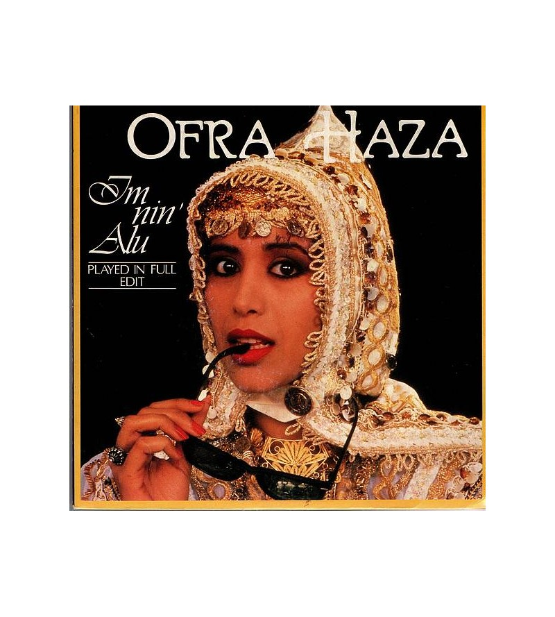 Ofra Haza : Im Nin' Alu...