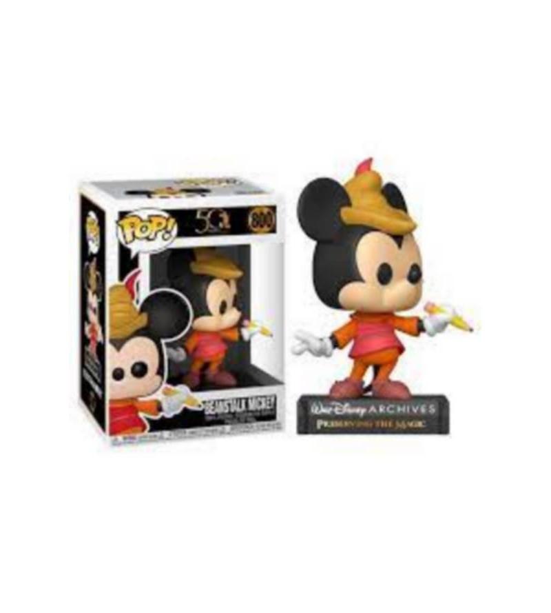 Figurine pop! Disney :...