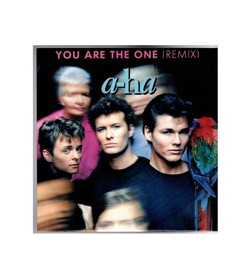 A-ha : You are the one...