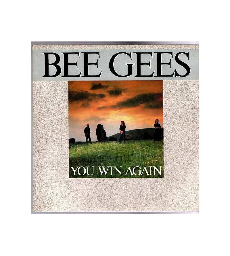 Bee gees : You win again /...
