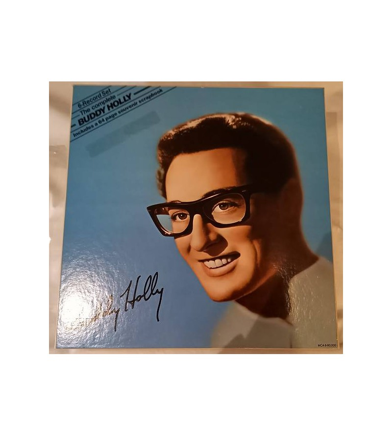Buddy Holly : The complete...