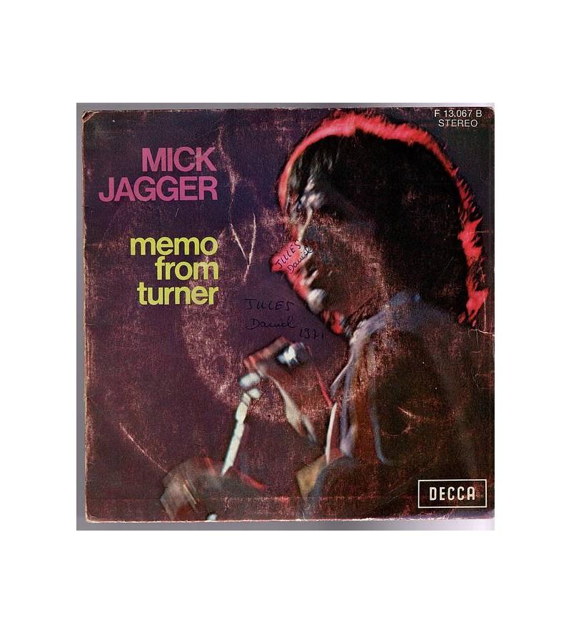Mick Jagger : Memo from...