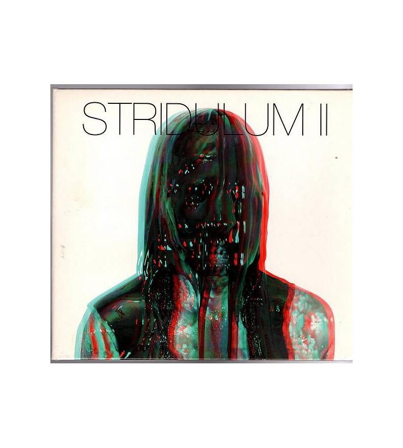 Zola Jesus : Stridulum II (CD)