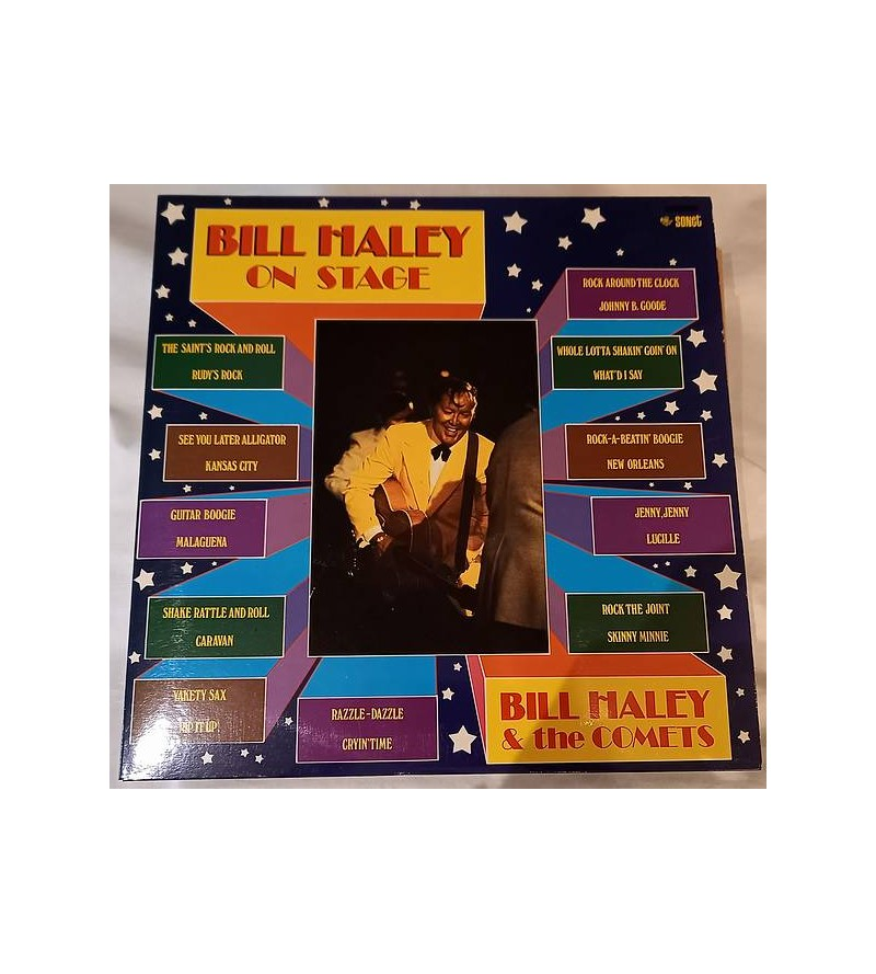 Bill Haley and his comets :...