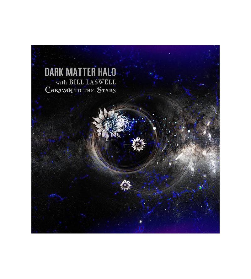 Dark matter halo with Bill...