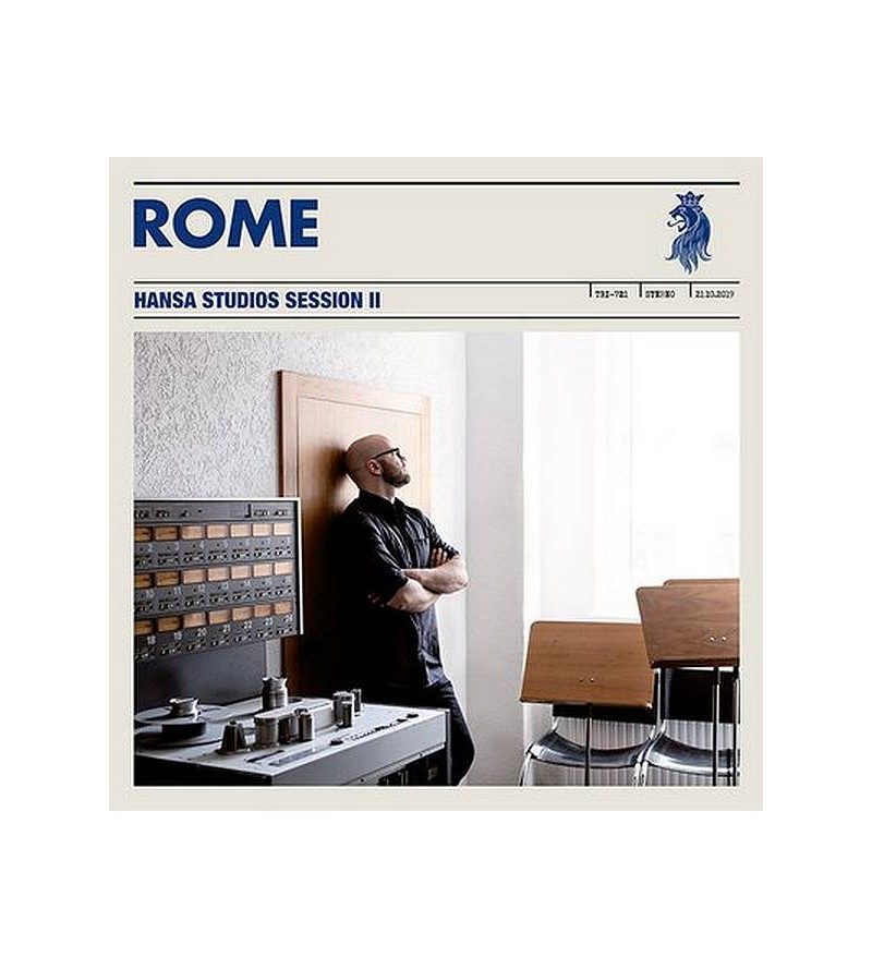 Rome : Hansa studios...