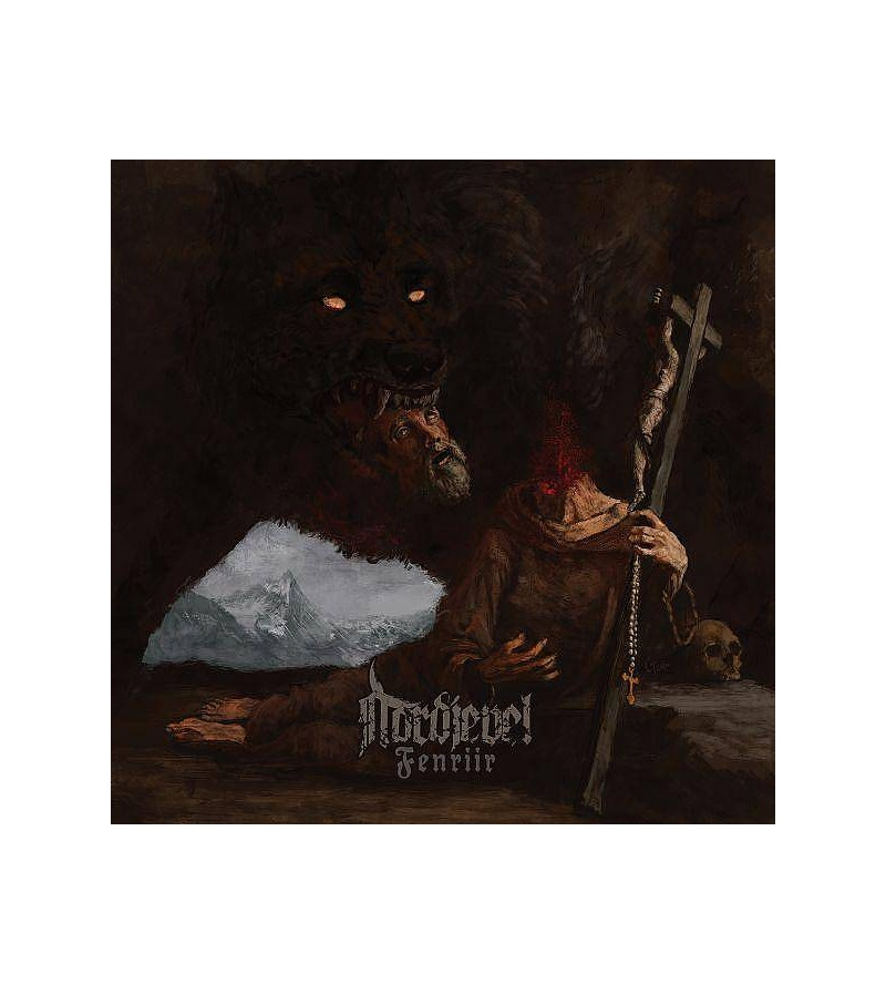Nordjevel : Fenriir (CD)