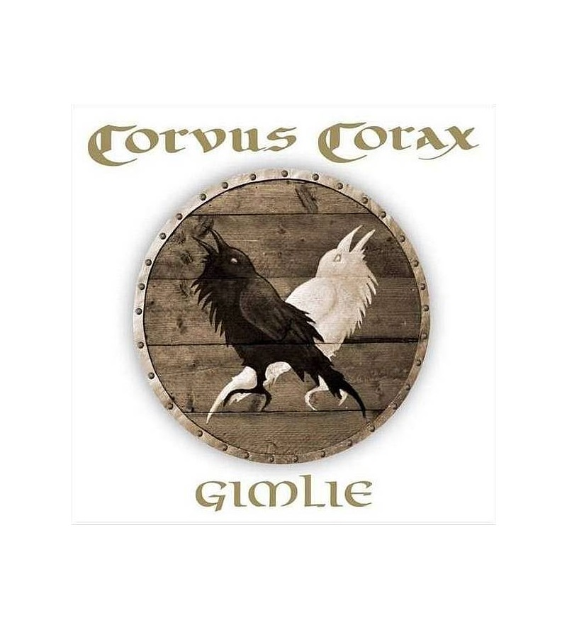 Corvus corax : Gimlie (CD)
