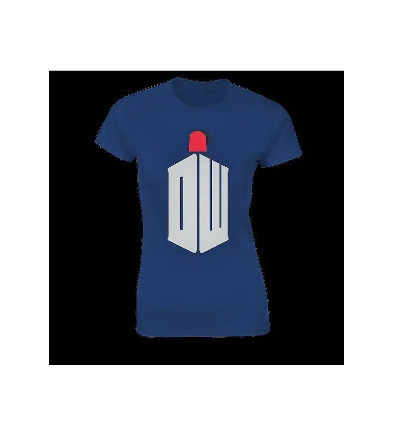 T-shirt Doctor Who : Fez...