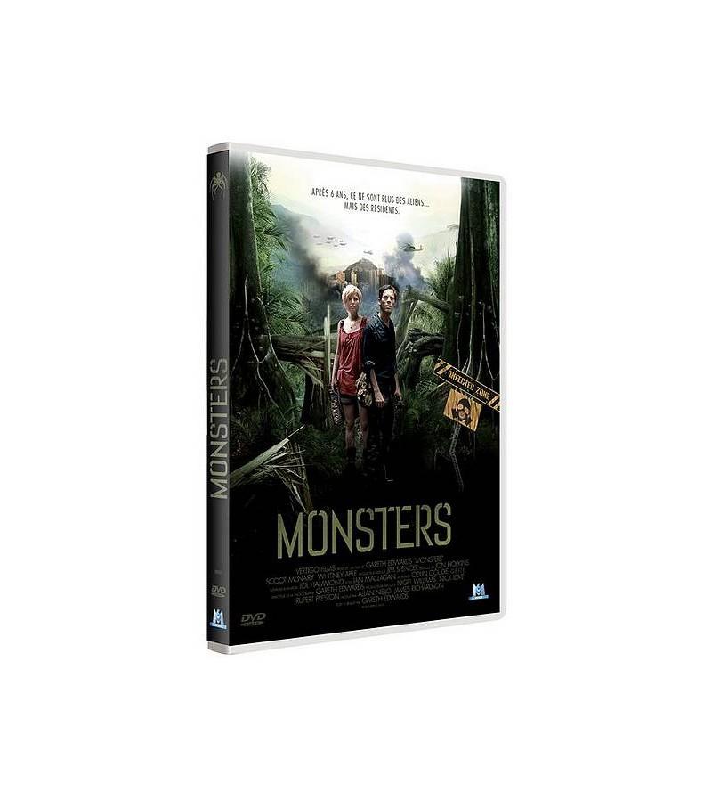 Gareth Edwards : Monsters...