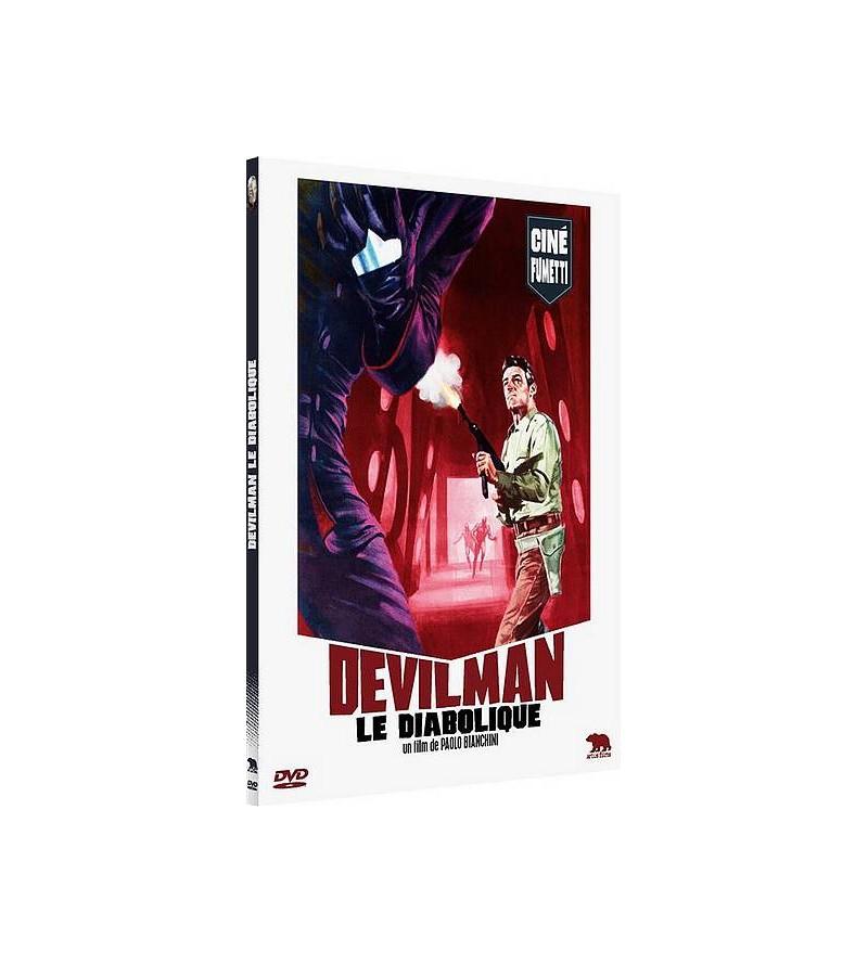 Paolo Bianchini : Devilman...