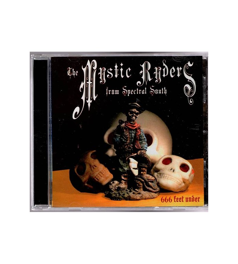 The mystic ryders from...