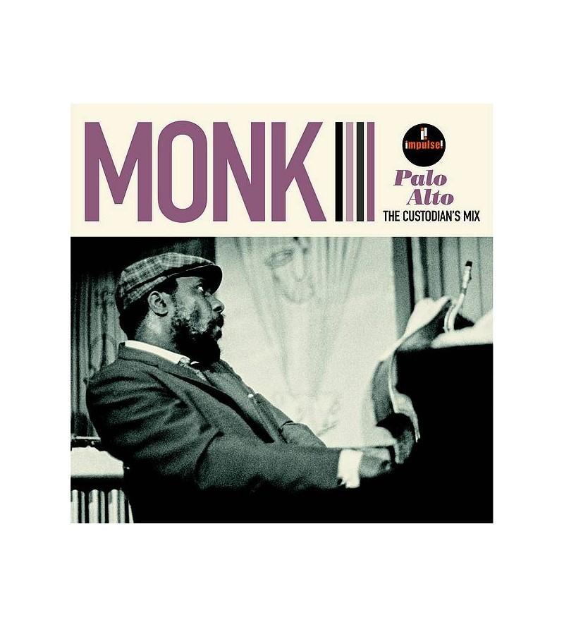 Thelonious Monk : Palo Alto...