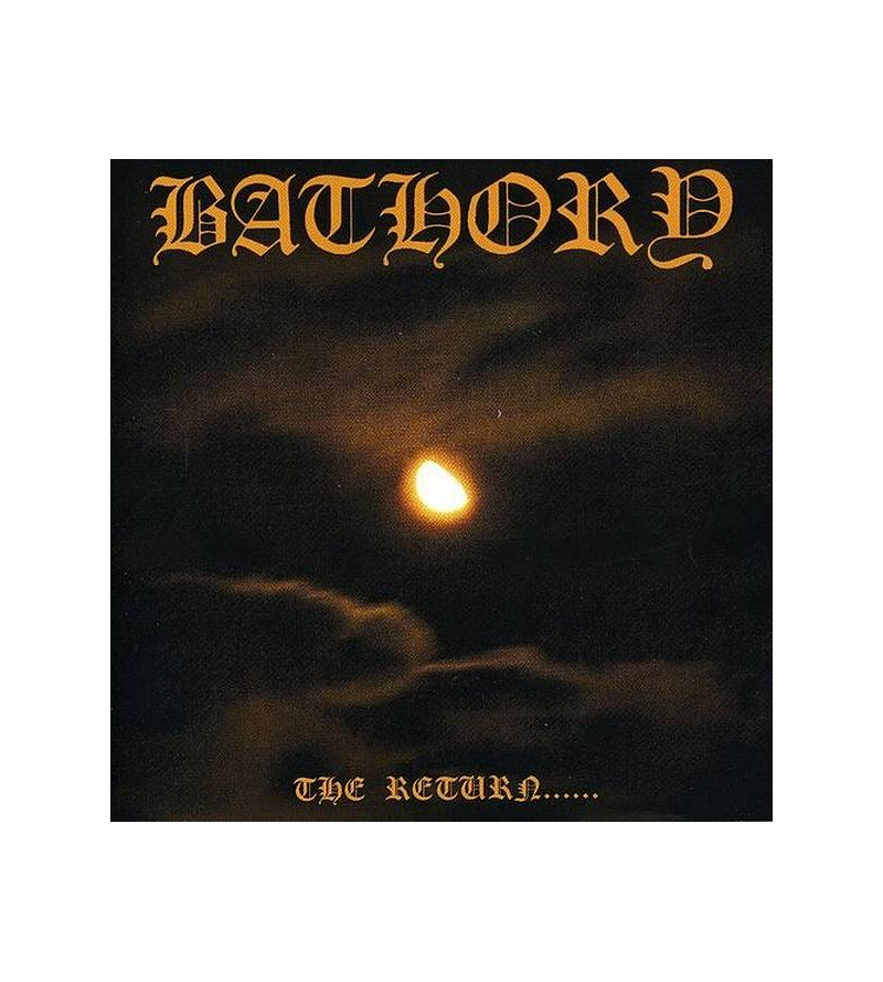 Bathory : The return… (CD)
