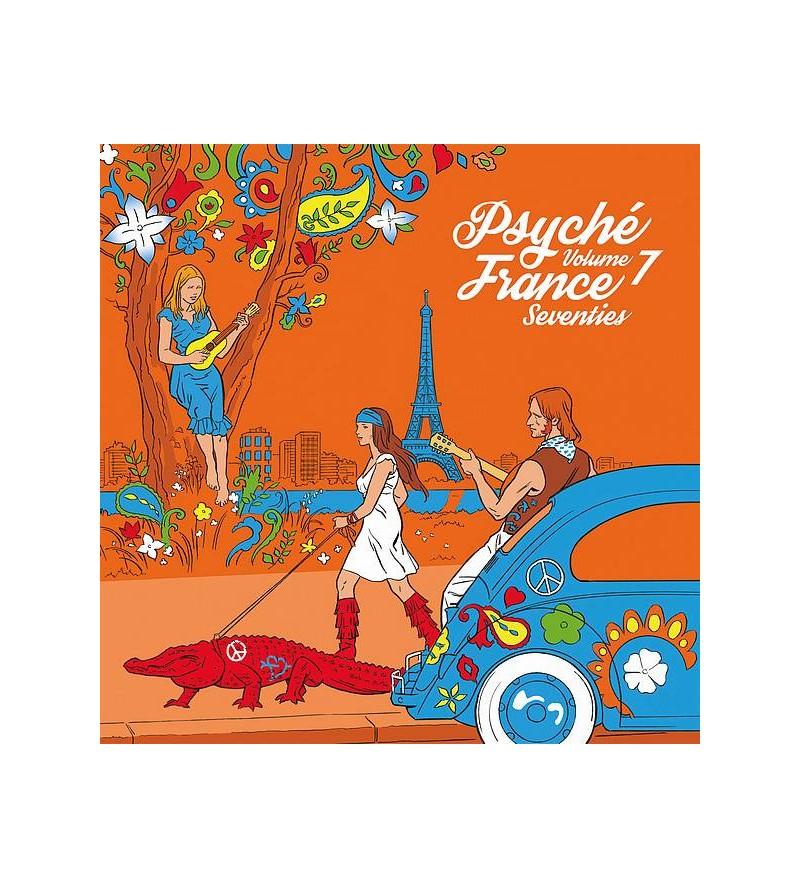 Compilation : Psyché France...