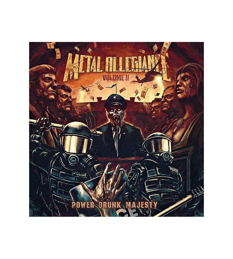 Metal allegiance : Volume...