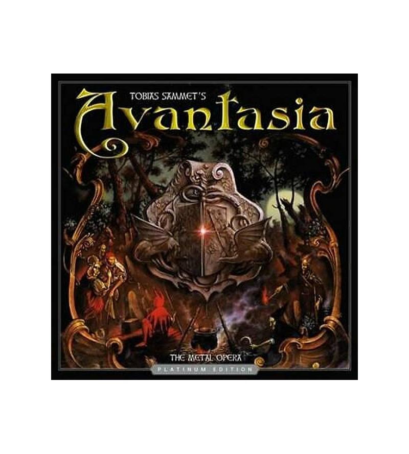 Avantasia : The metal opera...