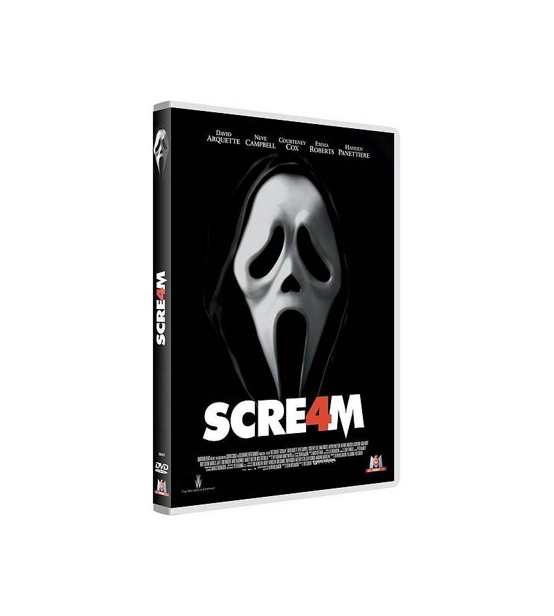 Wes Craven : Scream 4 (DVD)